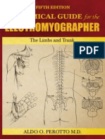 Anatomical Guide for Electromyographer