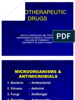 Chemotherapeutic Drugs