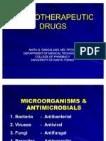 Chemotherapeutic Drugs