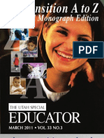 The Utah Special Educator March 2011