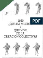 La Creacion Colectiva Buenaventura