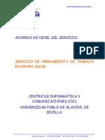 Tutorial BSCW de la Univ. Pablo Olavide