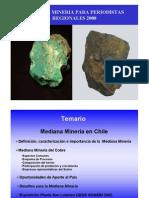 Claudio Didier Situacion de La Mediana Mineria