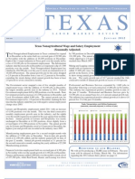 Texas Labor Market Review January 2012