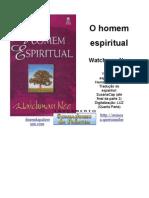 Watchman Nee - O Homem Espiritual