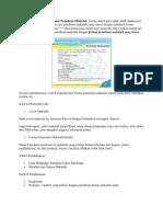 Contoh Makalah Dan Format Penulisan Makalah