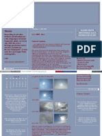 Chemtrail-Tagebuch - Licht 2009 - März - gedankenwelt_sevillana_de
