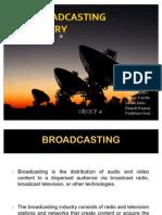 Broadcasting Final