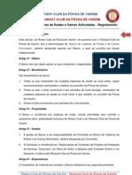 Regulamento Banco Cadeiras de Rodas do RCPV