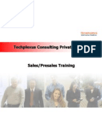 Sales Presales Training