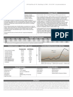 Prescience Investor Update 12 2011