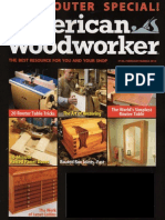 American Woodworker - February & March 2010-TV