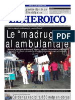 ELHEROICO Madrugan Al Ambulantaje[1]