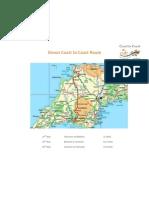 C2C 2012 Devon Route