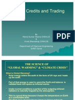 Carbon Credits and Trading