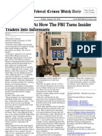 January 20, 2012 - The Federal Crimes Watch Daily