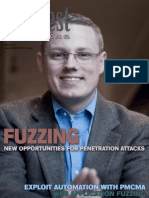 Fuzzing PenTest 06 2011 Teasers New