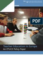 ETUCE Policy Paper en Web