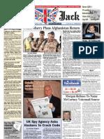 Union Jack News — January 2012
