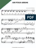 Richard Clay Der Man - Ballade Pour Adeline-1