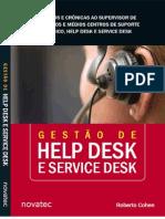Gestao Help Desk e Service Desk