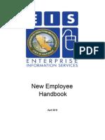 EIS New Employee Handbook
