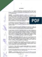 Acta nº4 Del Convenio
