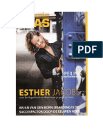 Esther Jacobs over Personal Branding