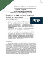 Psicopatologia y Personalidad_Fairbairn