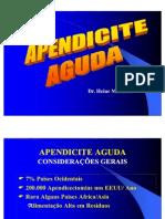 Apendicite Aguda-Junho-2009(2)
