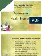 Final Modified Insurance 2011