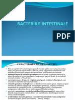 BACTERIILE INTESTINALE