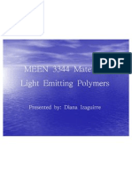 Light Emitting Polymers_Diana Izaguirre