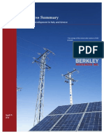 Berkley Resources - Solar PV Fund