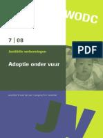 Adoptie onder vuur