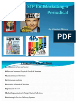 Role of STP for Marketing a Periodical (2)