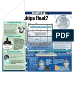 Disc How Ships Float