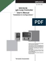 3. Controller Manual(SDC36)