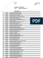 ListaoClassificados