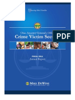 2011 Crime Victims Annual Report
