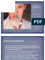 27777434 Anestezia in Stomatologie Si Chirurgie Omf