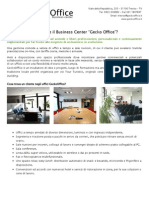 Materiale Informativo Gecko Office Business Center Treviso