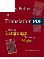 Harry Potter in Translation