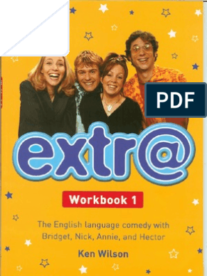 3946154 Extra English Workbook