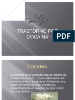 TX Por Cocaina