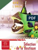 Catalogue Boutique Noël 2011 FNSPF