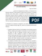 El Cine de La Guerra de Reforma y La Intervencion Francesa, Hugo Lara