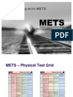 METS Web Testing