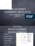 Opoho ICT Journey