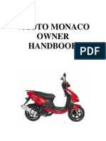 Vmoto Monaco Handbook